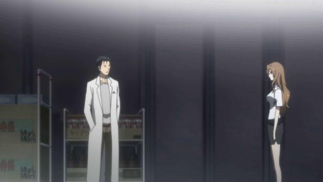 Врата Штайнера (Stein Gate) – 6 серия