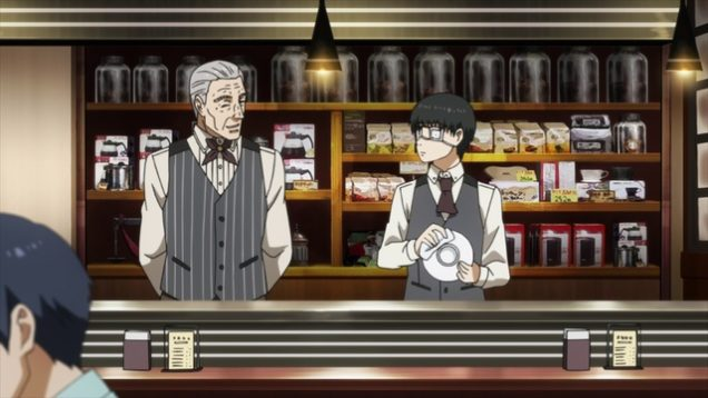 Токийский гуль – 1 сезон 3 серия